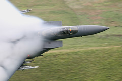 """Where's my WSO gone...?"" (PhoenixFlyer2008) Tags: wales speed eagle loop aircraft military low level e strike vapour fs mach f15 madhatters cadair dolgellau usafe bolars raflakenheath 492nd lfa7"