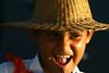I'm the guy! (Luis Eduardo ®) Tags: boy portrait face child expression performance luismosquera