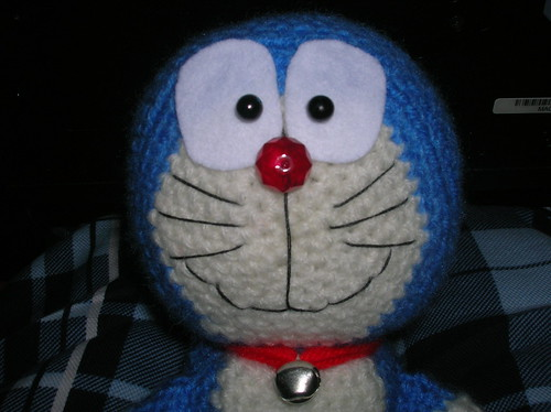Doraemon amigurumi