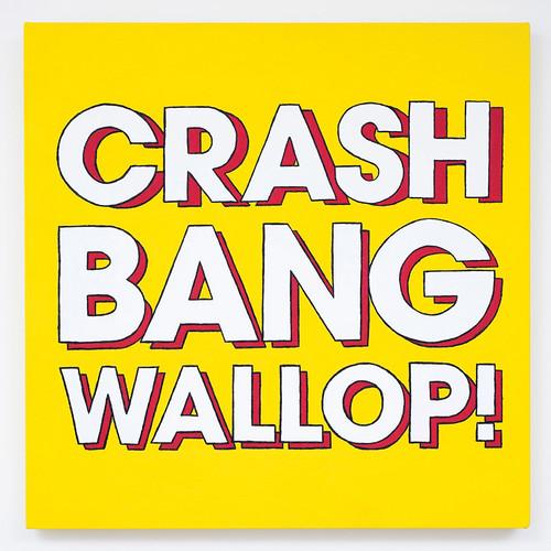 Logistics - Crash Bang Wallop!