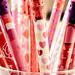 40/365: Valentine Pencils