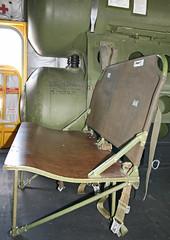 Boeing KC-97G (53-0230) Main Deck - Hard Seat (dlberek) Tags: tanker usairforce c97 kc97 doverairforcebase stratotanker restoredaircraft transportaircraft airmobilitycommand preservedaircraft airmobilitycommandmuseum inflightrefueling museumaircraft boeing367 militarytransports