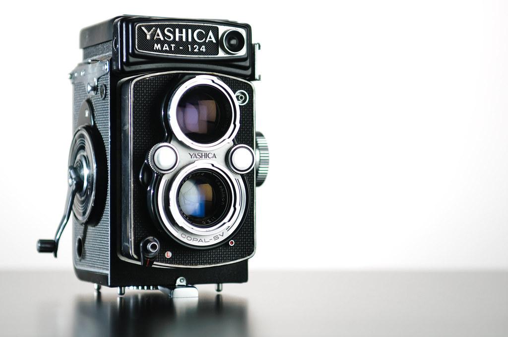 11/365 - Yashica MAT - 124