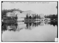 Liberal Arts Bldg. - Nat'l Conservation Exp'n, Knoxville  (LOC) (The Library of Congress) Tags: architecture knoxville tennessee libraryofcongress knoxvilletennessee xmlns:dc=httppurlorgdcelements11 dc:identifier=httphdllocgovlocpnpggbain14423