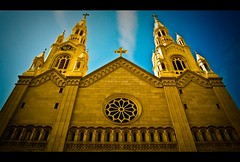 Cathedral of Saint Peter and Paul, San Francisco (Rajesh.) Tags: us cathedral sfo yflickrfun