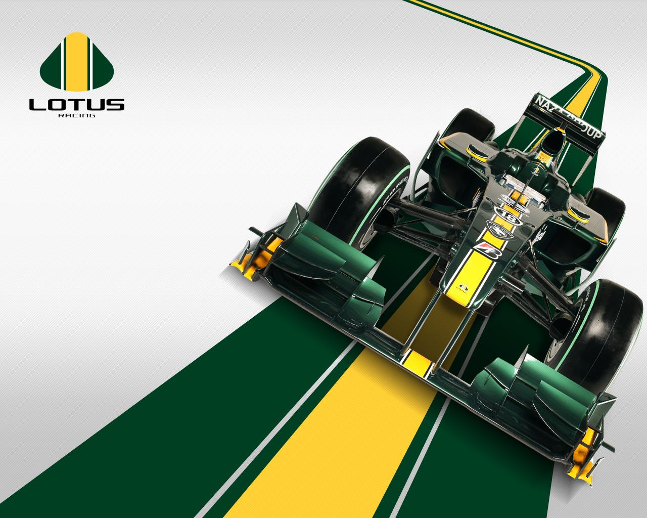 2010 Lotus T127