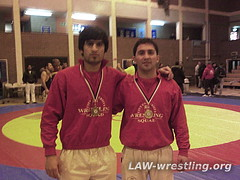 A Bronze and a Gold at the Southern Region Tournament