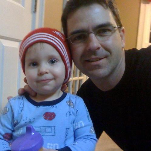 Henry & Daddy