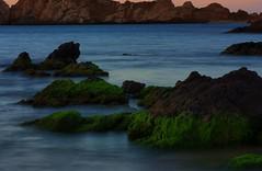 Cala PREGONDA ( MENORCA ) HDR (50josep) Tags: beach puestadesol hdr menorca mercadal canon40d 50josep invierno2010
