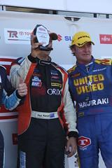415 BNT V8s Championship - Rd 3 Podium (southspeed) Tags: championship nz premier v8 motorsport 2010 invercargill teretonga bnt nzv8 crc200 bntv8schampionship