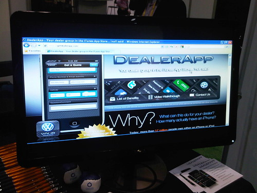 DealerAPP NADA 2010