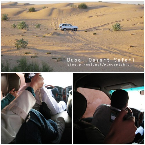Dubai Desert Safari 2 杜拜沙漠衝沙