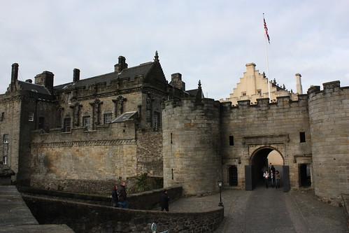 Sterling Castle.