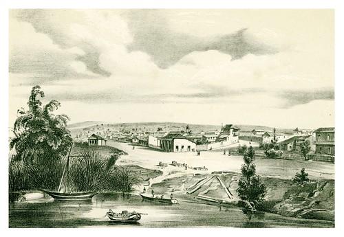 020- Cuba- Sagua la Grande-Álbum pintoresco de la Isla de Cuba- 1853