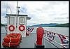 A Day At Lake George (Ricky rake) Tags: blue red sky white ny green water yellow clouds boat lakegeorge frame kartpostal ysplix ♥avision♥ ♥theloveshack♥
