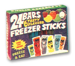 1976 Freezer Sticks (gregg_koenig) Tags: ice frozen sticks cream treat freezer walgreens 1976
