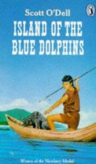 4376497431 6d32cef8ee m Top 100 Childrens Novels #45: Island of the Blue Dolphins by Scott ODell