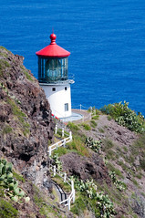 Makapu'u Lighthouse Photo
