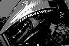 eRBaCHeR RaCiNG (Toni_V) Tags: bw abstract monochrome bike blackwhite tank motorcycle gastank 2010 d300 swissmoto erbacher dsc8037 100220 messezrich