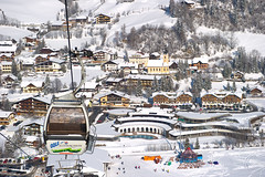 Skiparadies (badkleinkirchheim) Tags: schnee snow ski mountains alps church montagne skiing carinthia berge chiesa cablecar gondola alpen slope piste gondel sciare stoswald nockberge carinzia kaiserburg kaernten badkleinkirchheim kleinkirchheim regionnockberge