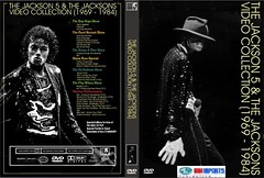 The Jacksons & J5 video collection(69-84) (Mix Imports) Tags: michael jackson ultimatecollection reidopop fsmichaeljackson colecionadoresmichaeljackson