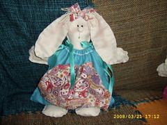 Coelhas Porta Chocolate (PinkMelon Artesanatos) Tags: easter handmade craft felt pscoa feltro bunnie artesania conejita hechoamano coneja coelhinha portabombons