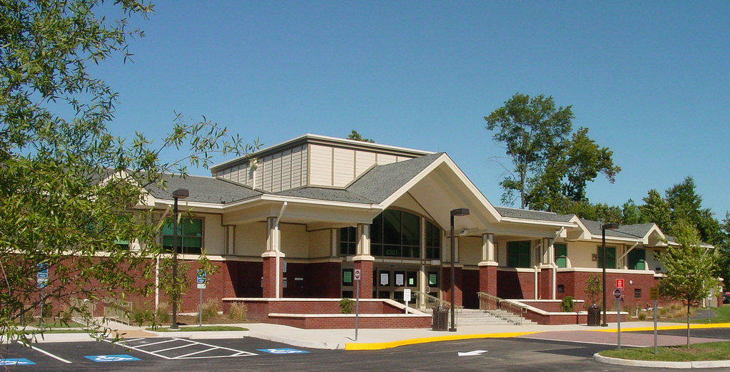 Chesterfield County Library Meeting Rooms