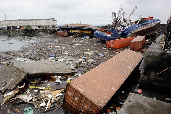 Terremoto de Chile: Fue peor el tsunami