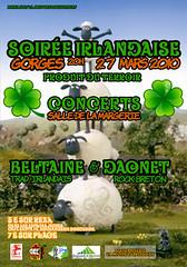 Soirée celtique avec Daonet