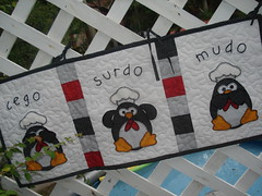 PaN PiNgUiNs (DoNa BoRbOlEtA. pAtCh) Tags: surdo cego mudo denyfonseca donaborboletapatch panpinguins