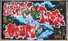 Insane in the brain... (Zeus40 and Wildboys) Tags: pencil writing graffiti naples opium rota wildboys zeus40