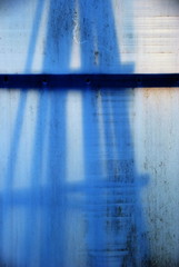 (akiruna) Tags: blue light shadow texture lines surface akiruna haphazart haphazartblue annemiehiele annemiehielenl