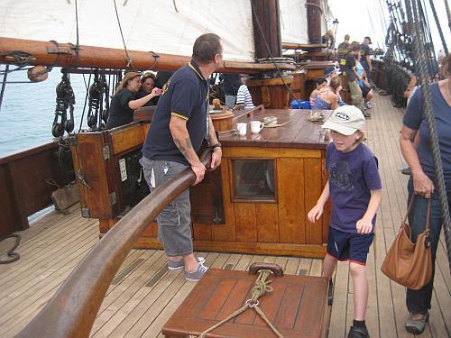 tall ship enterprize