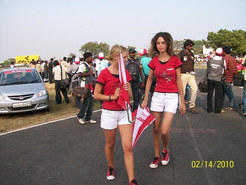 mrf race 303