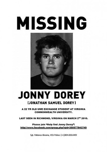 Jonny Dorey
