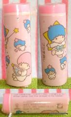 Vintage : Sanrio 1986 : Little Twin Stars - Kawaii Stationery Eraser / Rubber : Kiki Lala Characters Illustration (HarapekoDoggyBag) Tags: vintagesanrio 1986 sanrio littletwinstars kikilala kiki lala retro 1980s 80s eighties madeinjapan illustration kawaii cute pink nostalgic showaperiod japan japanese stationery eraser rubber collection