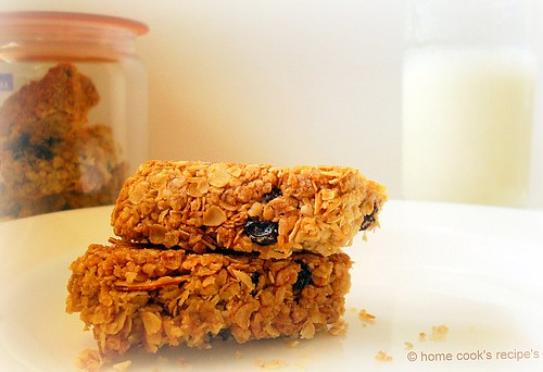almond oats bar