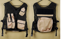 Closeout - Protoype Vest (Custom Vest Guy) Tags: vests 2009 productphotography thevestguy hazmatmedicmedicalreflectivesafety safetyvestfiredeptfirerescueemtemsresponsefirstaidvesttriage
