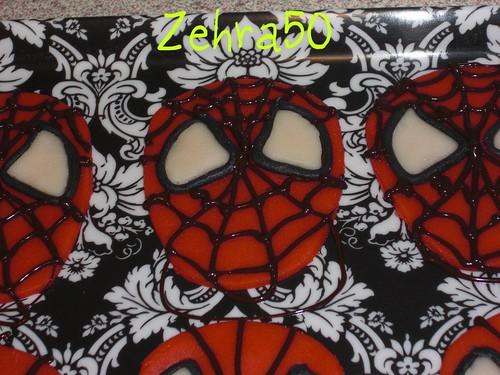 spiderman kup cake1