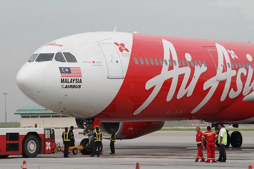 AirAsia X A330-300X(9M-XXC)