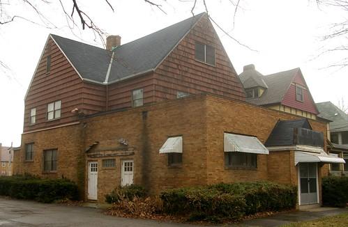 Henry C. Holt residence