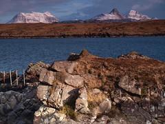 Achnahaird Bay (Gwen!!) Tags: sea water landscape bay coast scotland culmor culbeag stacpolaidh yourwonderland