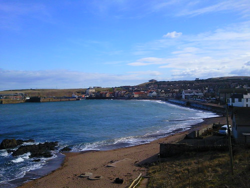 Eyemouth, Scottish Borders: Photo and video tour