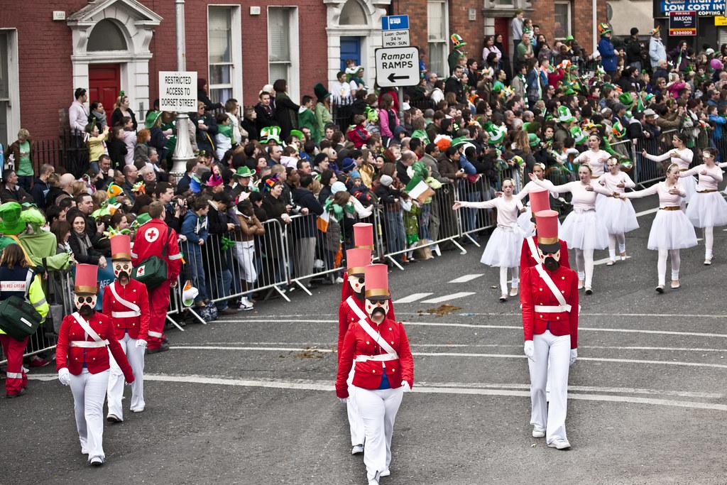 St. Patrick's Day Parade - 2010