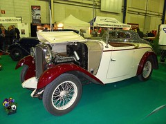 SALMSON S4 Roadster (1931) (xavnco2) Tags: old france cars 1931 antique champagne reims classiccars s4 roadster marne salmson