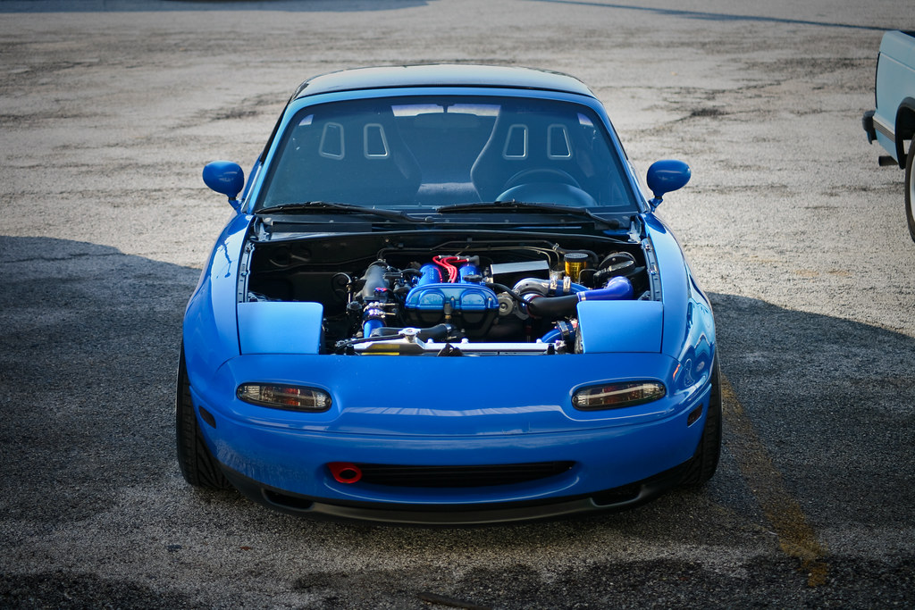 VWVortex com - 1990 Miata Turbo - (Tons of Clean Mods) - CCW