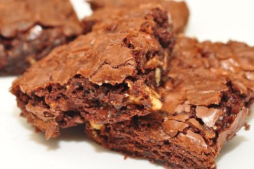 brownies...yawn...boooring
