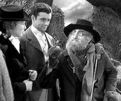 Holmes disguises himself as a peddlar