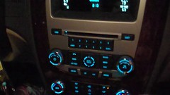 Week One: Learning the Ford Fusion's Console (Lebanon Ford) Tags: blog buttons dashboard console fordfusion justinfrost alexandrabarlow lebanonfordlincolnmercury thefordproject