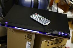 ティー・エム・ワイ HDMI付きCPRM対応DVDプレーヤー